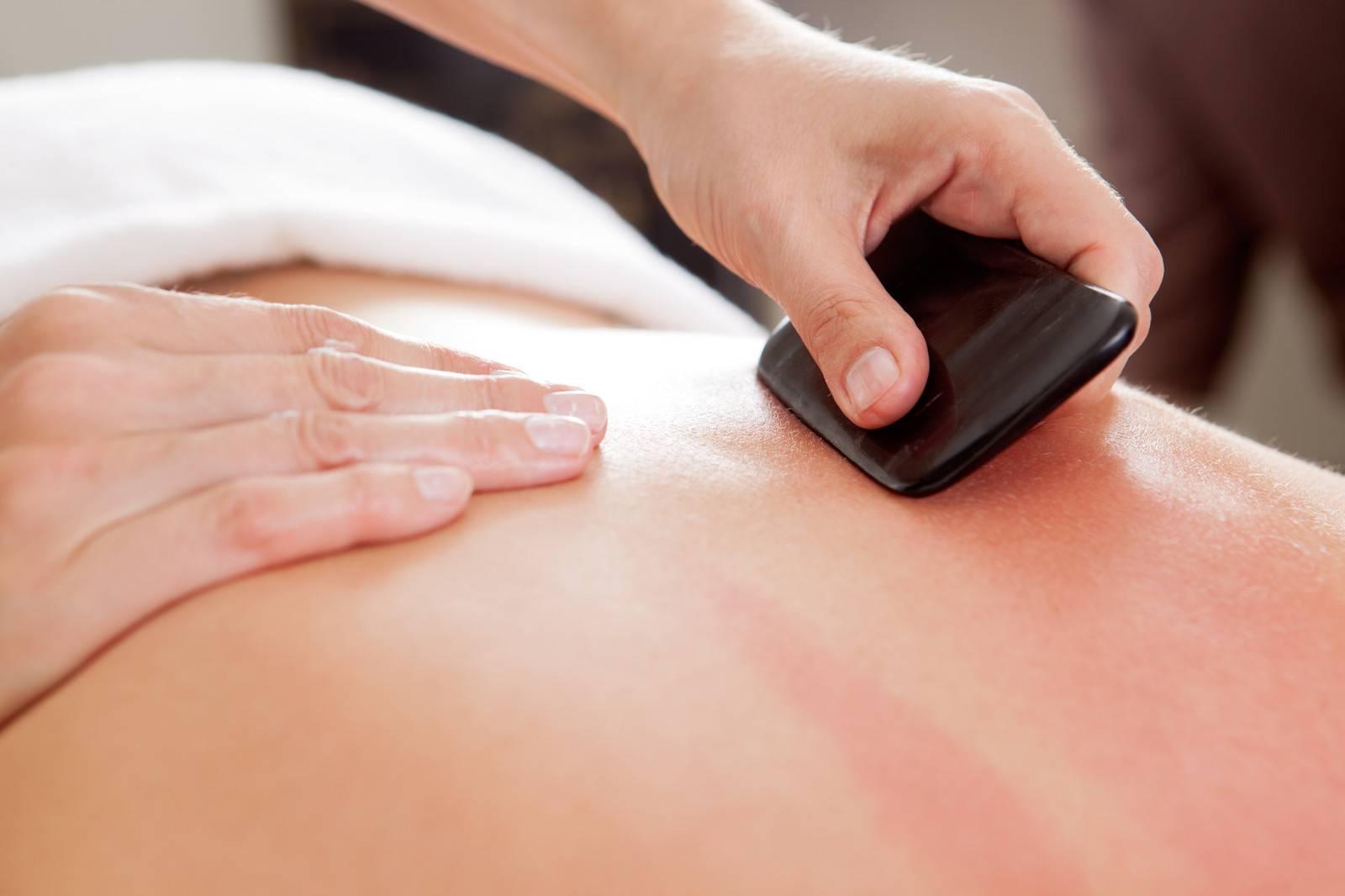 Курс Традиционный китайский массаж гуаша - тело в Москве. Лучшие цены и отзывы - МИВМ